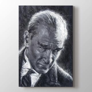 Atatürk Yağlı Boya görseli.