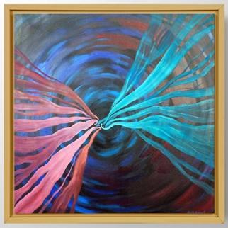 Renkli Tüller görseli.