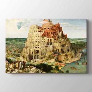 Babil Kulesi   görseli.