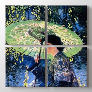 The Green Parasol görseli.
