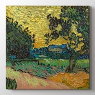 Landscape at Twilight görseli.