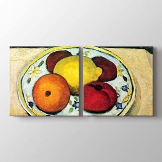 Meyveli Natürmort  görseli.