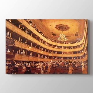 The Old Burgtheater  görseli.