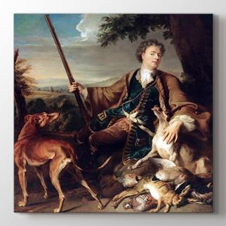 Avcı Portresi görseli.