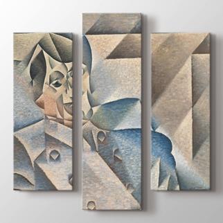Portrait Of Pablo Picasso görseli.