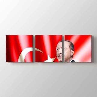 Recep Tayyip Erdoğan görseli.