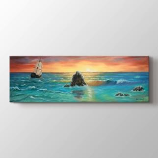 Deniz Manzarası görseli.