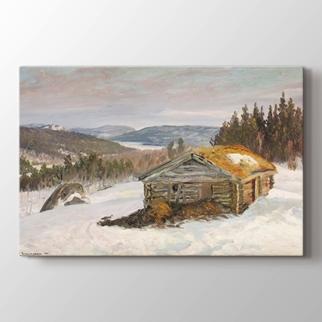 Kış Manzaraları görseli.