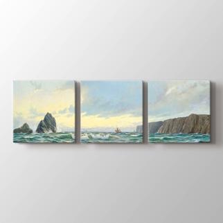 Kayalık Sahil  görseli.