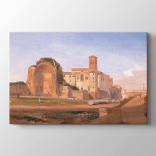 Venüs Roma Tapınağı görseli.