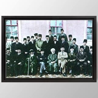 Sivas Kongresi Delegeleri görseli.