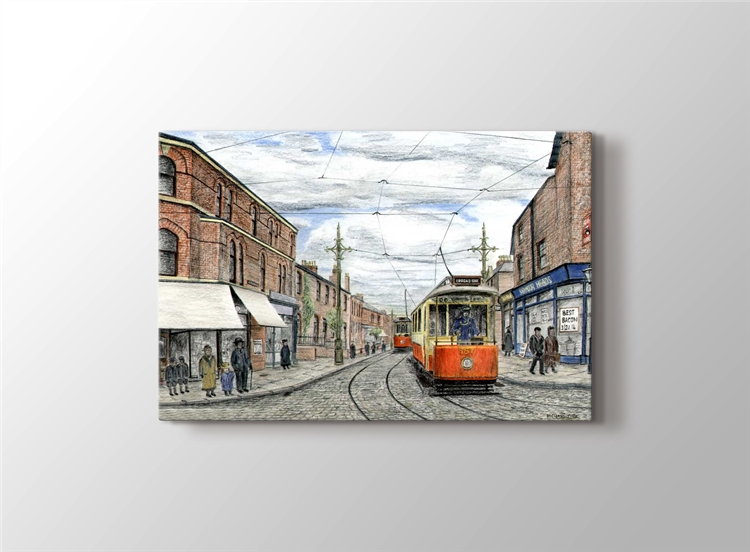 California Tram Longsight