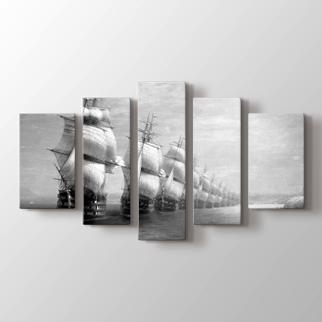 Karadenizden Geçen Gemiler  görseli.