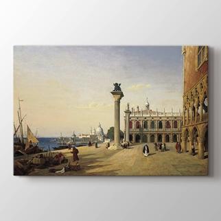 Venise la Piazetta  görseli.