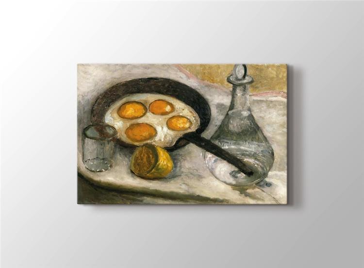 Tavada Kızarmış Yumurta