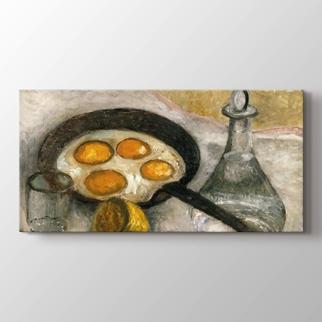 Tavada Kızarmış Yumurta görseli.