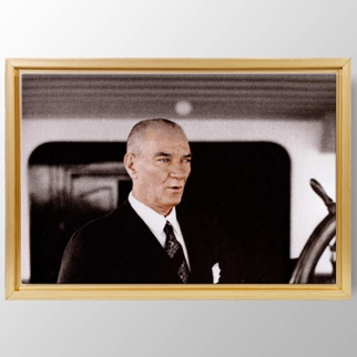 Atatürk Yatında görseli.