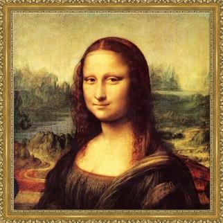 Monalisa görseli.