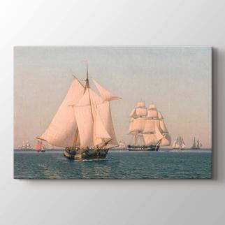 Yelken Açan Gemiler   görseli.