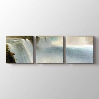Niagara Şelalesi görseli.