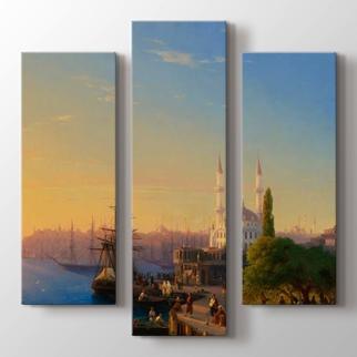 Gün Batımında İstanbul Ortaköy görseli.