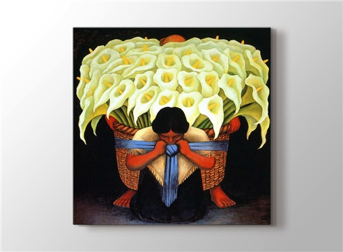 Çiçek Satıcısı görseli