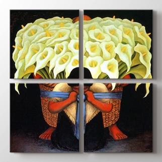 Çiçek Satıcısı görseli.
