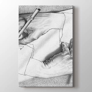 Çizen Eller  görseli.