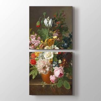 Vazoda Çiçekler  görseli.