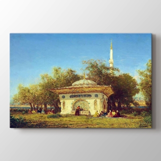 İstanbul Fontaine görseli.