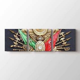 Osmanlı Tuğrası görseli.