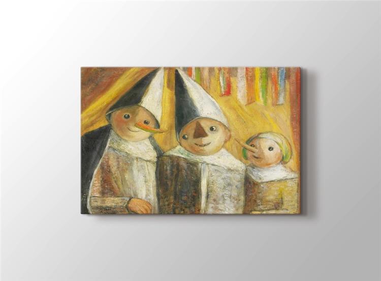 Pinokya Çocuklar