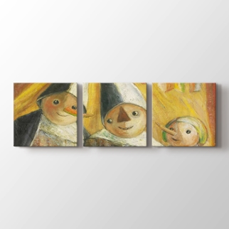 Pinokya Çocuklar  görseli.