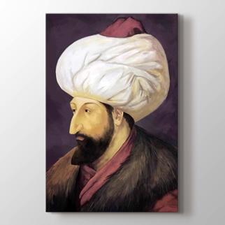 Fatih Sultan Mehmet görseli.