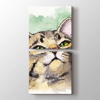 Kedi görseli.