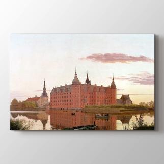 Frederiksborg Kalesi görseli.