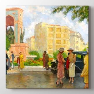 Taksim Meydanı görseli.