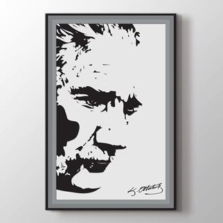 Atatürk Sülieti görseli.
