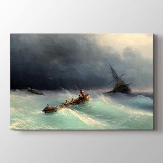 Denizde Fırtına görseli.