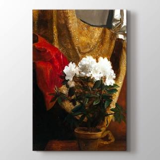 Vazoda Çiçek görseli.