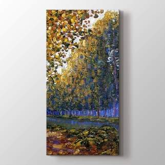 The Moret Canal Autumn Effect görseli.
