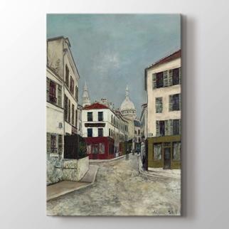 Rue Montmartre Norvins görseli.