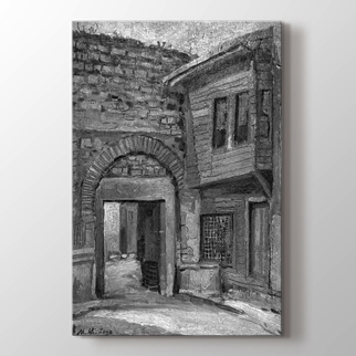 Eski İstanbul görseli.