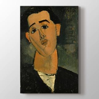 Amedeo Modigliani Portrait görseli.