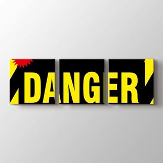 Tehlike görseli.