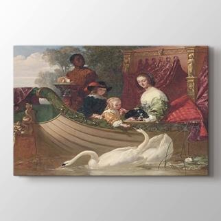 Gueen Henrietta Maria görseli.