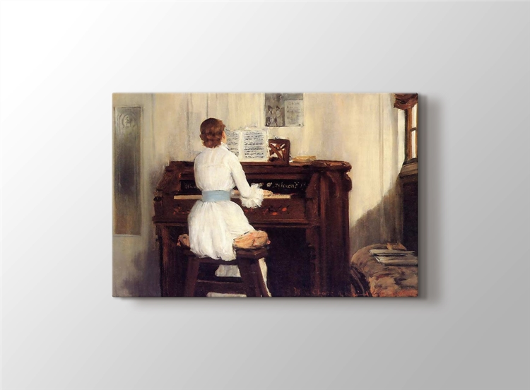 Chase Mrs Meigs Piano Organ
