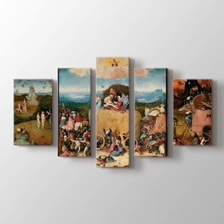 The Haywain Triptych görseli.