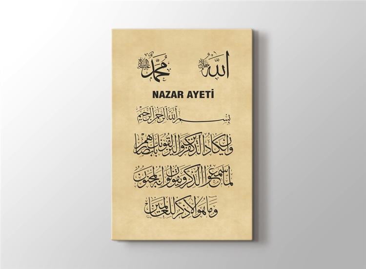 Nazar Ayeti