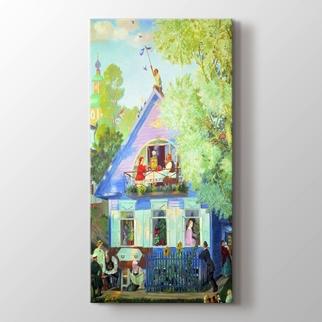 Blue House görseli.